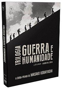 TRILOGIA GUERRA E HUMANIDADE - DIGISTACK COM 3 DVDS