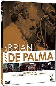 A ARTE DE BRIAN DE PALMA (DIGISTACK COM 02 DVDS)