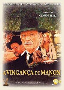 A VINGANÇA DE MANON - EDIÇÃO ESPECIAL