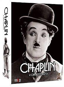 CHAPLIN - A OBRA COMPLETA (COLEÇÃO 20 DVDS)