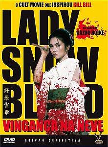 LADY SNOWBLOOD - VINGANÇA NA NEVE (EDIÇÃO DEFINITIVA)