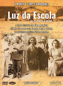 LUZ DA ESCOLA DE CLÓVIS E NINA (1 DVD + 2 CDS)