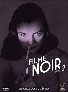 FILME NOIR - VOL. 2 (3 DVDS)