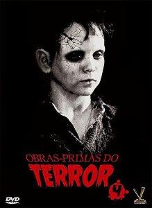 OBRAS-PRIMAS DO TERROR 4 (3 DVDS)