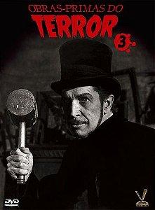 OBRAS-PRIMAS DO TERROR 3 (3 DVDS)