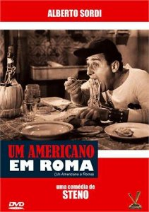 UM AMERICANO EM ROMA