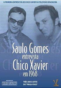SAULO GOMES ENTREVISTA CHICO XAVIER