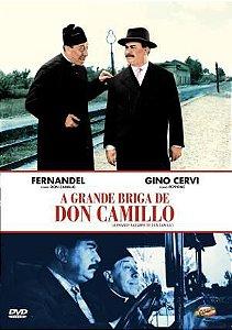 A GRANDE BRIGA DE DON CAMILLO