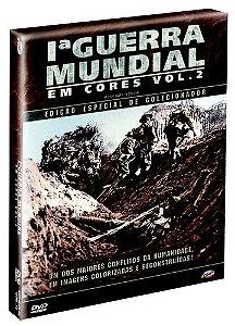 1ª GUERRA MUNDIAL EM CORES - VOL 2