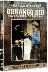 DURANGO KID - A CAVERNA DO DIABO