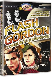 FLASH GORDON CONQUISTA O UNIVERSO