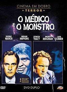 CINEMA EM DOBRO - O MÉDICO E O MOSNTRO