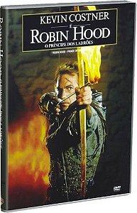 ROBIN HOOD - PRÍNCIPE DOS LADRÕES