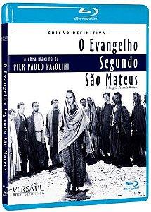 O EVANGELHO SEGUNDA SÃO MATEUS (BLU-RAY)
