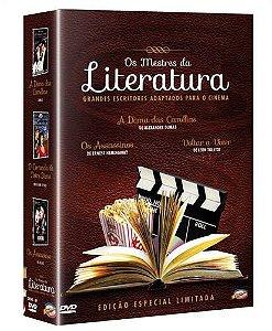 COLEÇÃO OS MESTRES DA LITERATURA - EDIÇÃO ESPECIAL LIMITADA