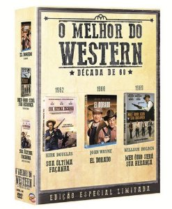O MELHOR DO WESTERN - DÉCADA DE 60