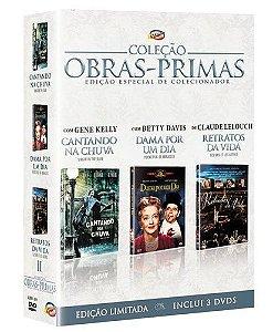 COLEÇÃO OBRAS-PRIMAS VOL. 2 (BOX)