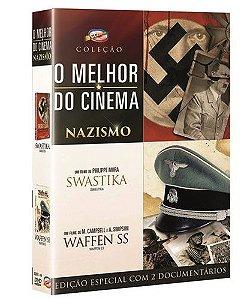 COLEÇÃO O MELHOR DO CINEMA - NAZISMO (BOX)