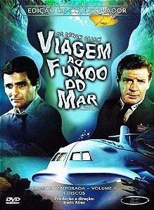VIAGEM AO FUNDO DO MAR - 4ª TEMPORADA - VOL.2