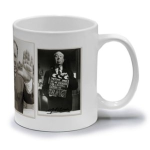 ALFRED HITCHCOCK B - CANECA