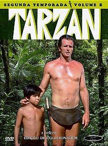 TARZAN 2ª TEMPORADA VOL. 2