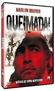 QUEIMADA! - ENTREGA PREVISTA P/ 22/02/18