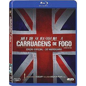 CARRUAGENS DE FOGO - ED. 30º ANIVERSÁRIO (BLU-RAY)