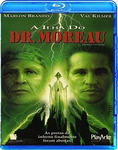 A ILHA DO DR. MOREAU (BLU-RAY)