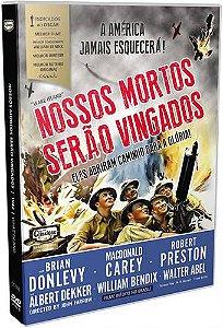 NOSSOS MORTOS SERÃO VINGADOS