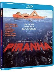 PIRANHA  (2010) - BD