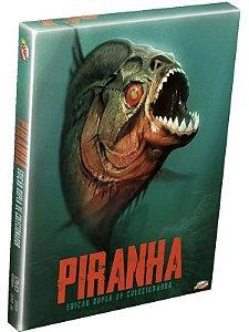 PIRANHA - DIGIPAK - EDIÇÃO ESPECIAL - 2 DISCOS