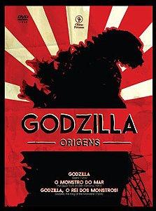GODZILLA - ORIGENS