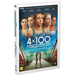 4X100 - CORRENDO POR UM SONHO - PRÉ-VENDA - 12/11/2021