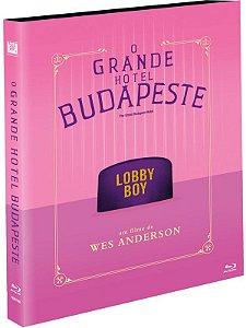 O GRANDE HOTEL BUDAPESTE - BD + LUVA