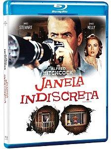JANELA INDISCRETA - BD