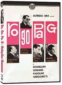 RO.GO.PA.G / RELAÇÕES HUMANAS