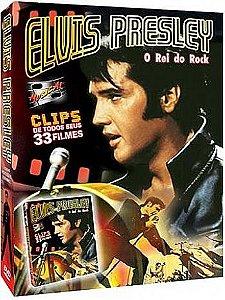 COLEÇÃO ELVIS PRESLEY - CLIPS DE TODOS OS SEUS 33 FILMES