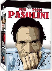 COLEÇÃO PIER PAOLO PASOLINI VOL.3