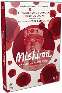 MISHIMA - UMA VIDA EM QUATRO TEMPOS - EDIÇÃO ESPECIAL DE COLECIONADOR