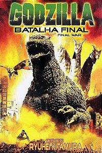 GODZILLA - BATALHA FINAL