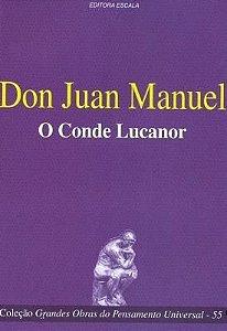 O CONDE LUCANOR