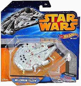 HOT WHEELS - STAR WARS - MILLENIUM FALCON