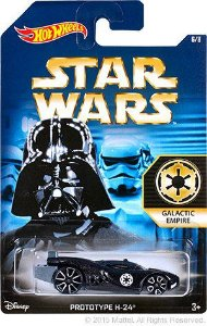 HOT WHEELS - STAR WARS - DARTH VADER