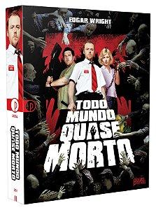 TODO MUNDO QUASE MORTO - EDIÇÃO ESPECIAL DE COLECIONADOR [BLU-RAY + DVD] - PRÉ-VENDA - 28/12/2021