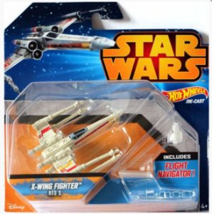 HOT WHEELS - STAR WARS - X-WING FIGHTER