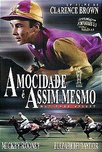 A MOCIDADE É ASSIM MESMO