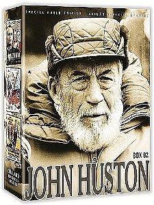 COLEÇÃO JOHN HUSTON VOL. 2 - 3 DVDS