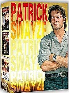 COLEÇÃO PATRICK SWAYZE - 3 DVDS
