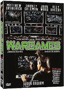 JOGOS DE GUERRA - WARGAMES 1983