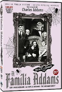 A FAMILIA ADDAMS 2° TEMP - VOL.7